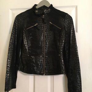 Black cloth jacket
